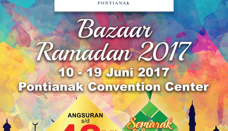 CitraGarden Aneka Meriahkan Bazaar Ramadan 2017