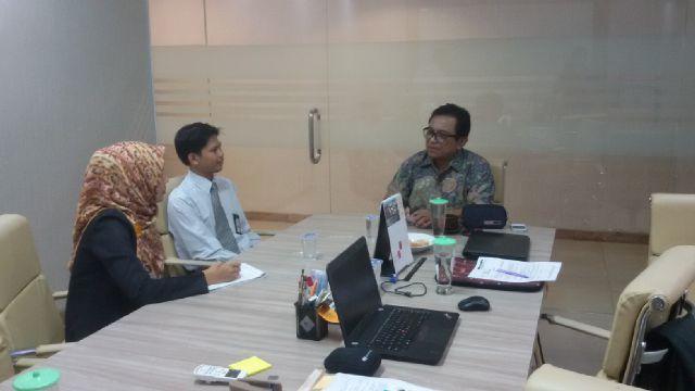 SOSIALISASI BANK INDONESIA DALAM RANGKA SURVEY HARGA PROPERTI RESIDENSIAL