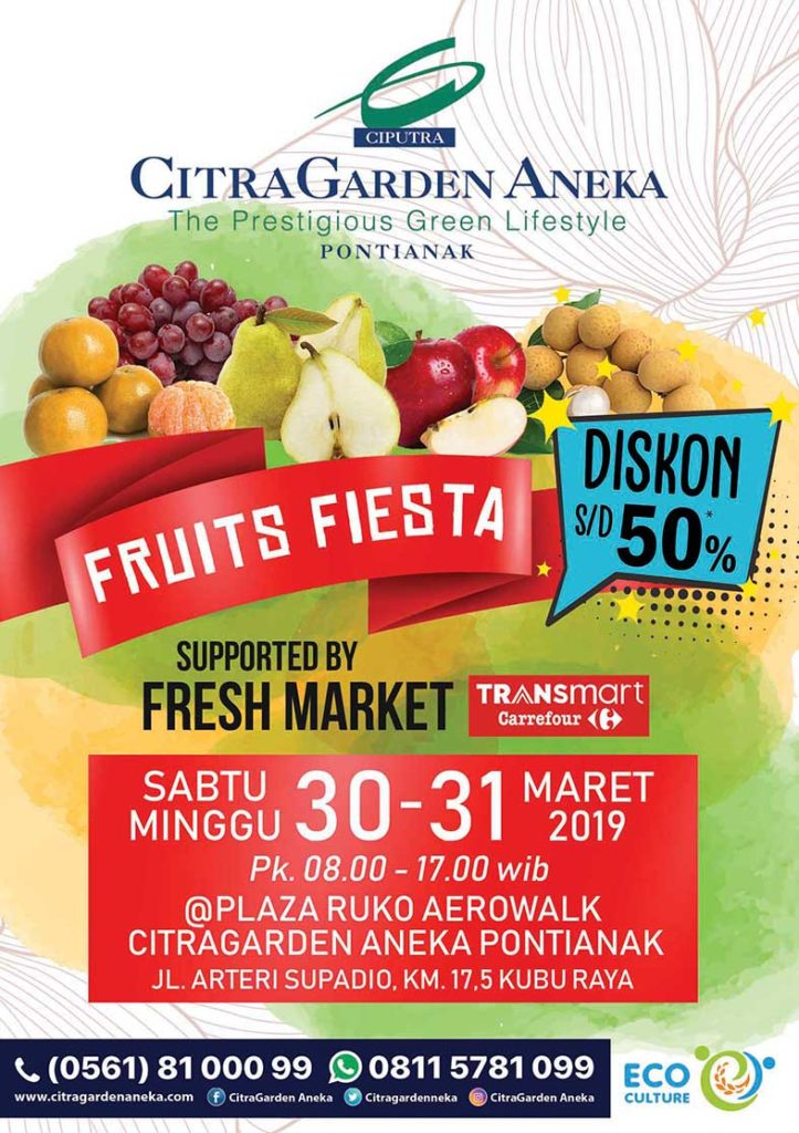FRUITS FIESTA