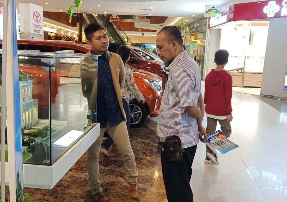 CitraGarden Aneka Sukses Gelar Pameran Properti di Megamal