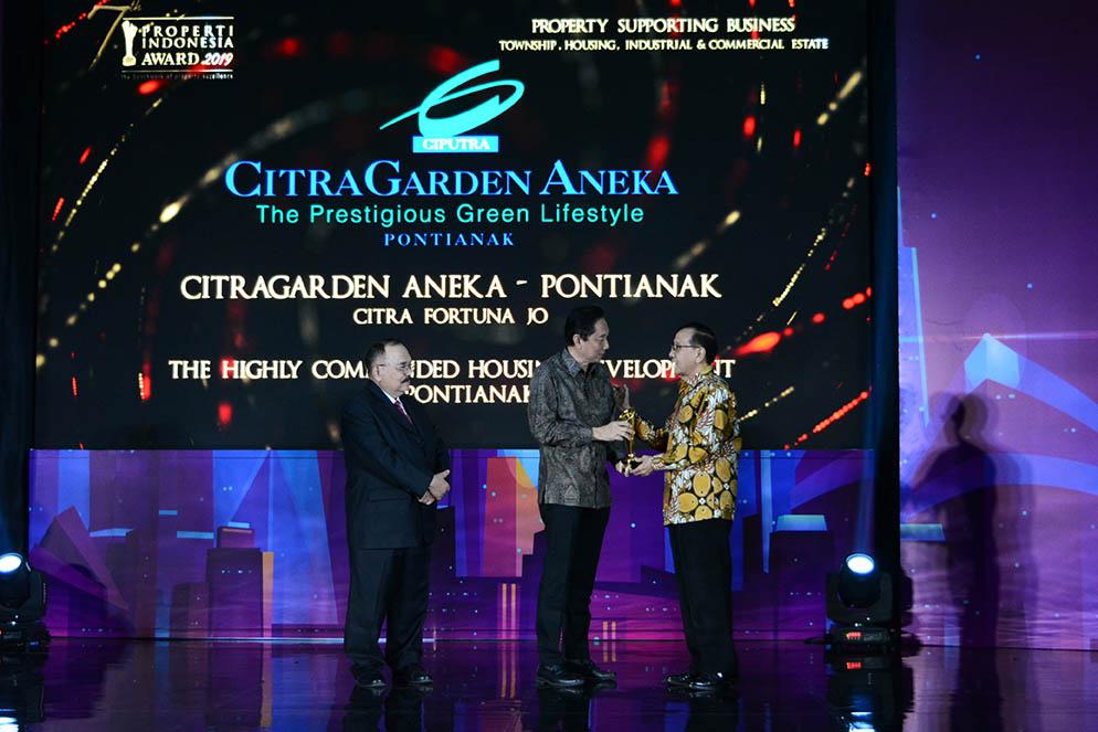 CitraGarden Aneka Perumahan Paling Commended di Pontianak