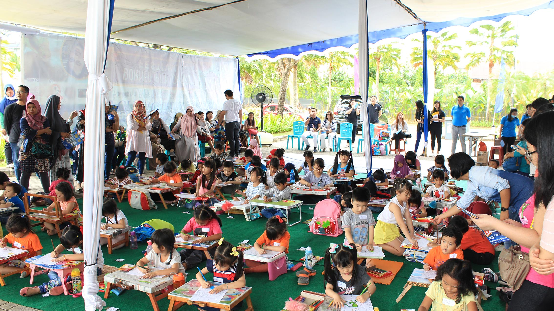 CitraGarden Aneka Gelar EduCreative Festival 2019