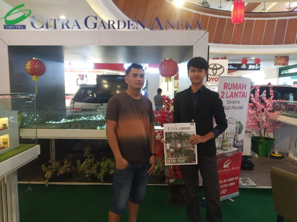 Chinese New Year Bersama CitraGarden Aneka