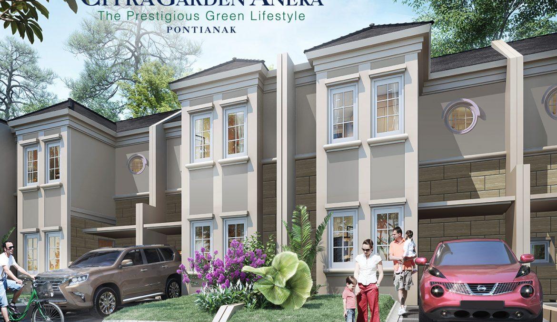 Rumah Dijual di Pontianak yang Cocok untuk Keluarga Baru