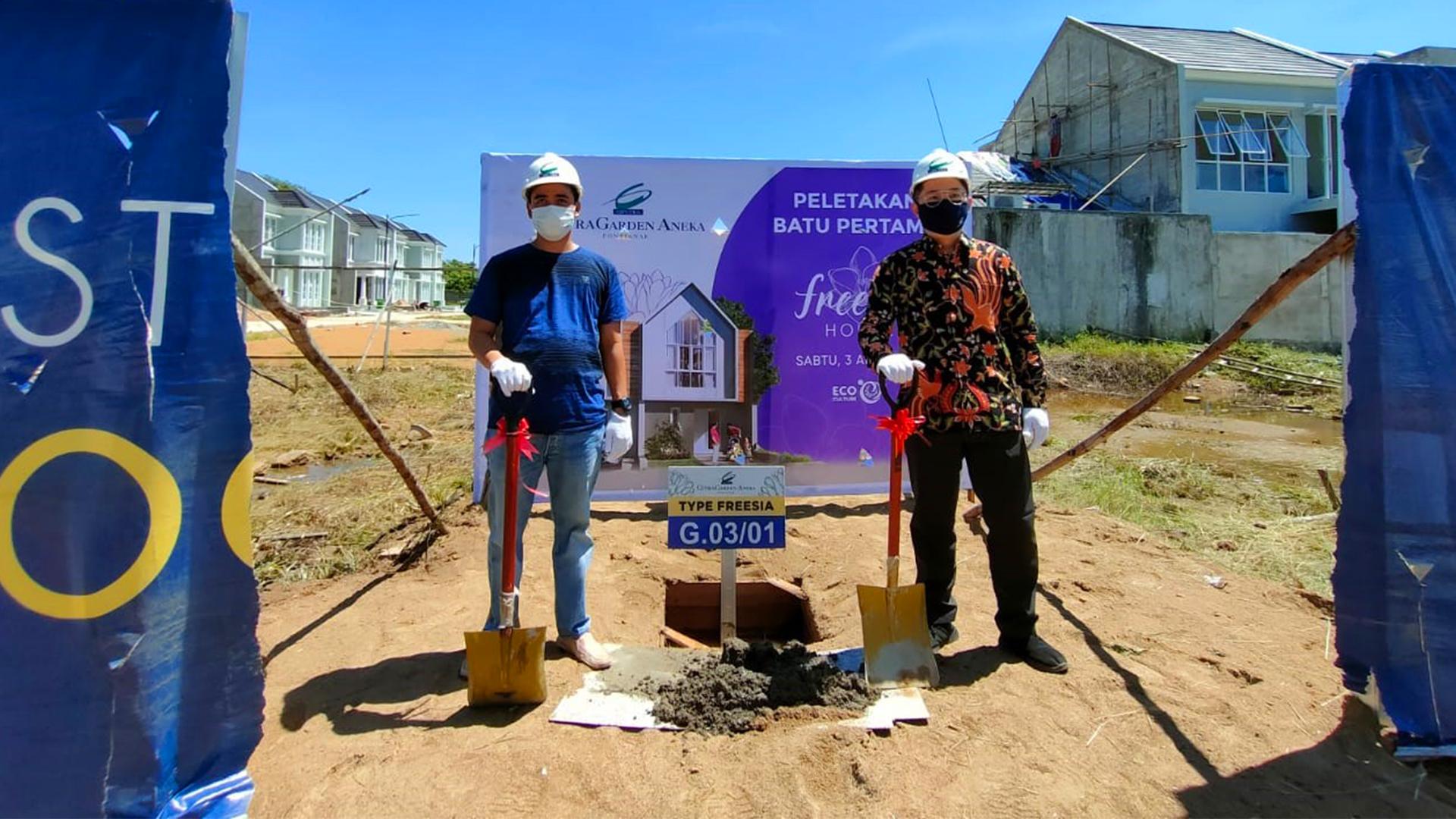 Segera Mulai Pembangunan, Freesia House Jadi Properti Incaran di Pontianak