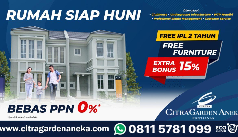 Tips Membeli Rumah di Kalimantan Barat Pontianak